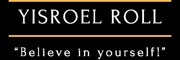 Logo YISROEL ROLL Retina